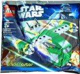 LEGO Star Wars: Mini Bounty Hunter Assault Gunship Set 20021 (Bagged) by LEGO