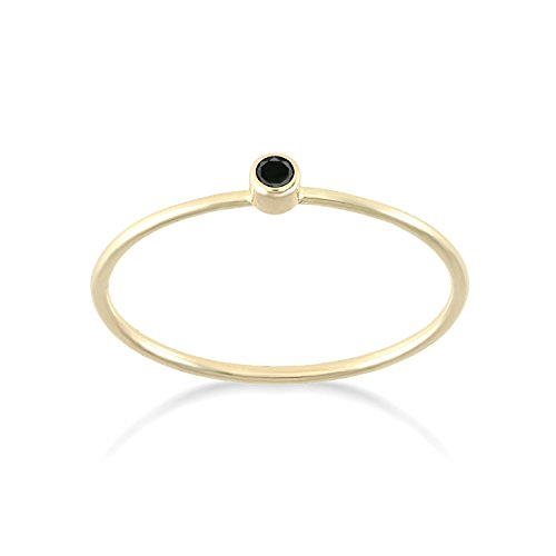 black-diamond-ring-14k-or-18k-white-rose-yellow-gold-women-jewelry-small-jewellery-stone-promise-ban