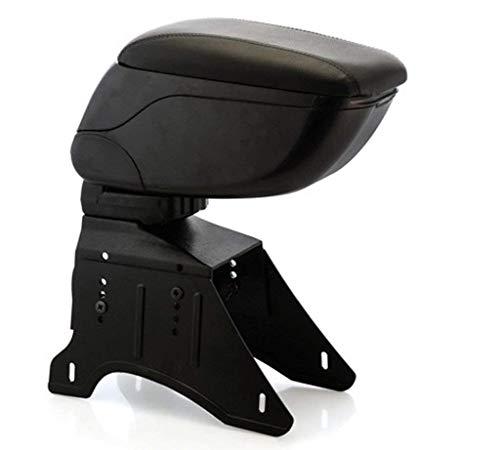 Vocado Console Car Armrest Black for Maruti Ritz