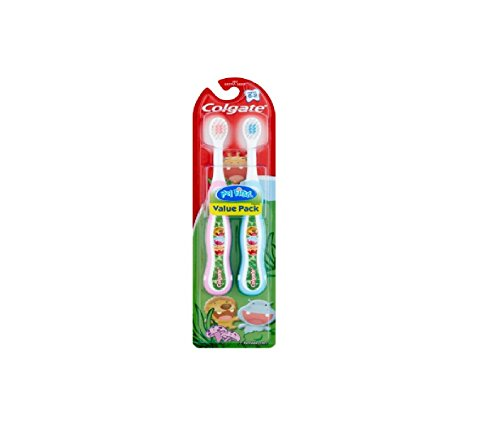 Colgate Kids First Toothbrush Extra