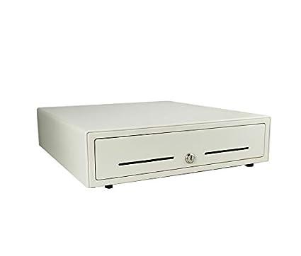 Cajón portamonedas para punto de venta (tpv) color blanco ...