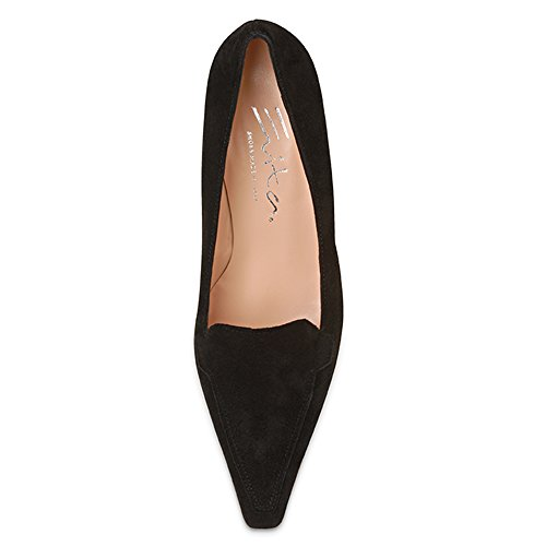 escarpins noir daim 34 LIA femme 0wxT4qU