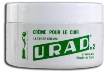 Cara Footwear (URAD One step All-In-One Leather conditioner 100g - Dark Brown)