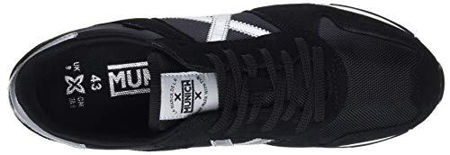 302 Sneaker Massana Blanco Munich Negro – Adulto Unisex Nero 47axng6T