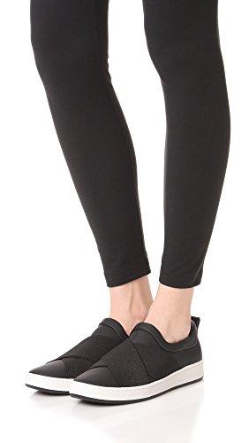 Mujer Brayden Para Zapatillas Negro Court black Sock Dkny Classic T4qw6qU