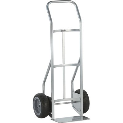 Roughneck Hand Truck with Flat-Free Tires - 800-Lb. Capacity, Steel by Roughneck
