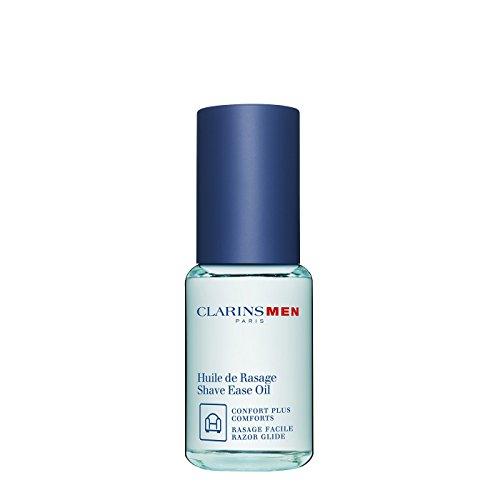 Clarins Men Shave Ease Oil - 1 fl oz (Shaving Rosemary Mint Gel)