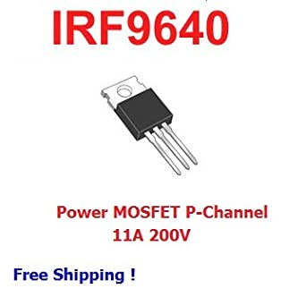 20Pcs Power Mosfet IRF9640 TO-220 Transistor New Ic it