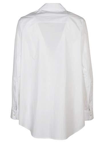 Bianco 4w991004p6100 Donna Cotone Camicia Alexander Wang nq0SxX