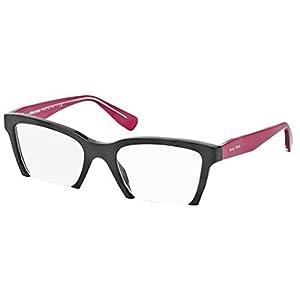 Miu Miu MU04NV Eyeglasses-1AB/1O1 Black-52mm
