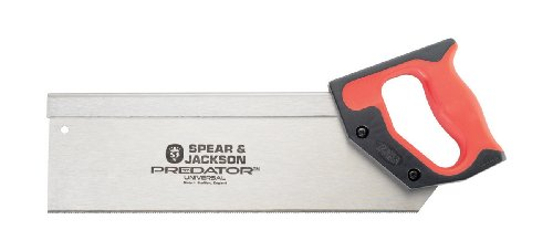 Price comparison product image Spear & Jackson B9812 12-inch Predator Tenon Saw by Spear & Jackson