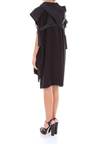 Paco Rabanne 17ECR0017P00137 Kleid Damen Schwarz bnjNDSDZa