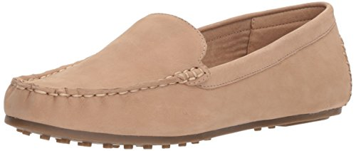 Slip Drive Women's Loafer Over Light Aerosoles Nubuck On Tan ZpFqtnw