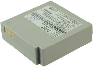 SC-MX10P SC-HMX20 SC-MX10 SC-HMX10 SC-MX20 VP-HMX10 850mAh SC-MX10A HSDZ Battery Suitable for Samsung HMX-H106 SC-MX10R SC-HMX20C SC-HMX10A VP-HMX08