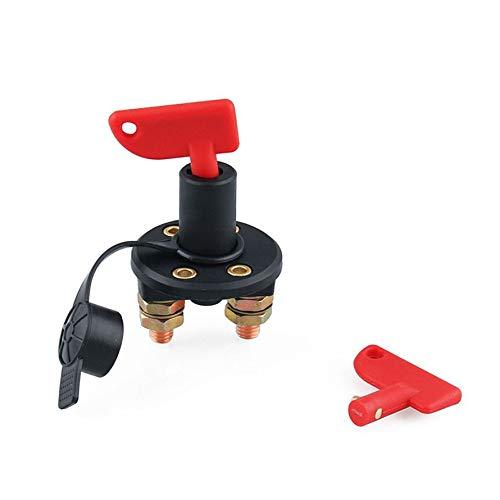 Ningbao Car power interruttore generale batteria staccabatteria a doppia colonna anti-perdite manopola tipo sezionatore interrotto
