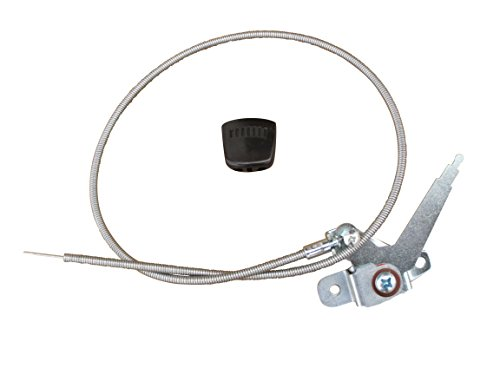 Hamiltonbobs Premium Quality Throttle Cable + Knob IH International Cub Cadet 104 105 106 107 124 125 126 127 147...
