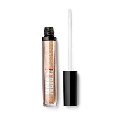 FocusOn Shimmering Lip Gloss, Citrine, 0.16 Ounce