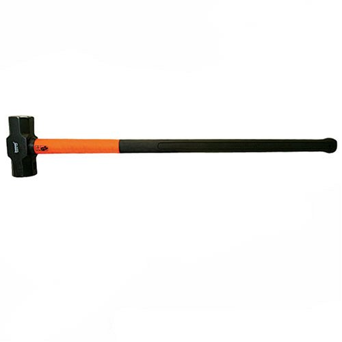 Silverline 394968 - Maza con mango de fibra de vidrio (6, 35 kg) Toolstream