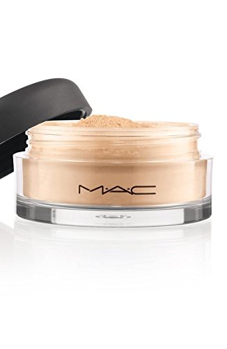 Satin Mineralize Mac Finish (MAC Mineralize SPF15 Foundation/Loose Dark)