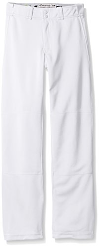 Easton Boys Mako II Pants, White, Large