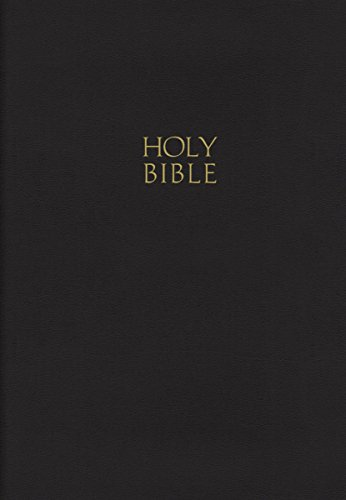 NKJV, Gift and Award Bible, Imitation Leather, Black, Red Letter Edition (Classic)