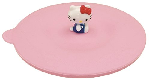 Skater Hello Kitty quite right and heat retention silicon cup cover SLK1