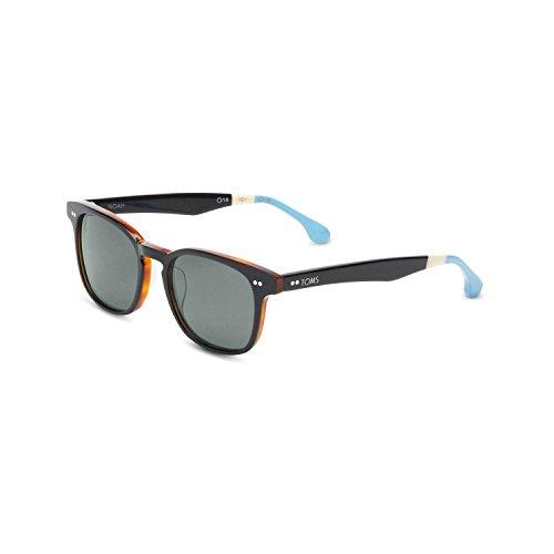 Toms Noah Black Honey Polarized - Sunglasses Noah