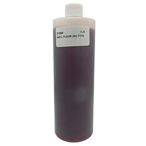 4 oz, Dark Red - Bargz Perfume - Reb'l Fleur Body Oil For Women by Rihanna Scented Fragrance (Fleur Red Perfume)