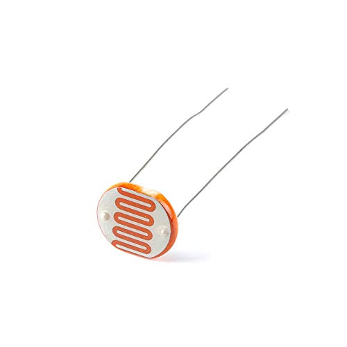 5PCS 12528 GL12528 Light Dependent Resistor LDR 12MM Photoresistor Photoconductive Resistance Photodetection Element gl12 12mm