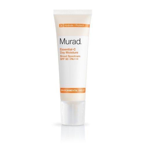 Essential Day Moisturizer (Murad Essential-C Day Moisture Broad Spectrum SPF 30, 1.7 Ounce)