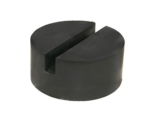 TMB Single Medium Size Universal Slotted Rubber Jack Pad Frame Rail (Jacking Pad)