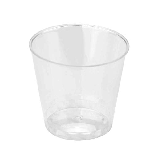 Clearance Sale!UMFunClear Plastic Disposable Party Shot Glasses Jelly Cups Tumblers Birthday 30PCS from UMFun_ Kitchen,Dining & Bar
