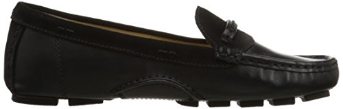 Frye Kvinna Reagan Stygn Keeper Slip-on Loafer Svart