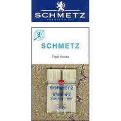 Schmetz Triple Needle - Size 3.0