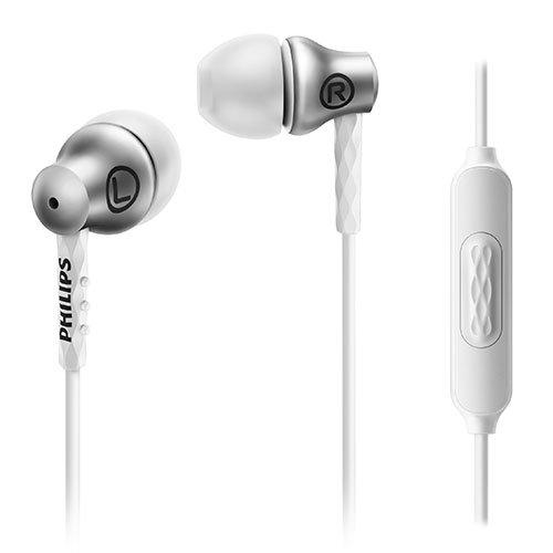 Philips SHE8105SL 27 Headphones Silver