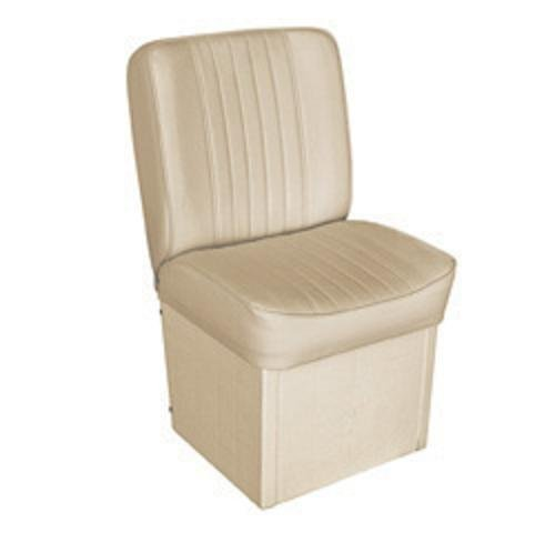 Deluxe Boat Seats Jump Seat (Wise 8WD1414P-715 Deluxe Universal Jump Seat (Sand))