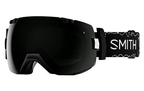 Smith Optics I/OX Goggle - Xavier AC Frame/ChromaPop Sun Black/ChromaPop Storm Rose Flash from Smith Optics