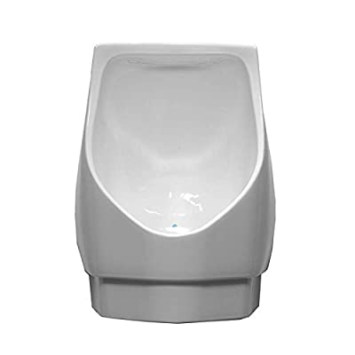 Sloan WES-1000 Waterfree Touch-free Vitreous China Urinal, White