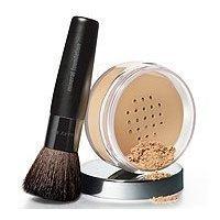 Mary Kay Mineral Powder Foundation + Brush ~ Ivory 2