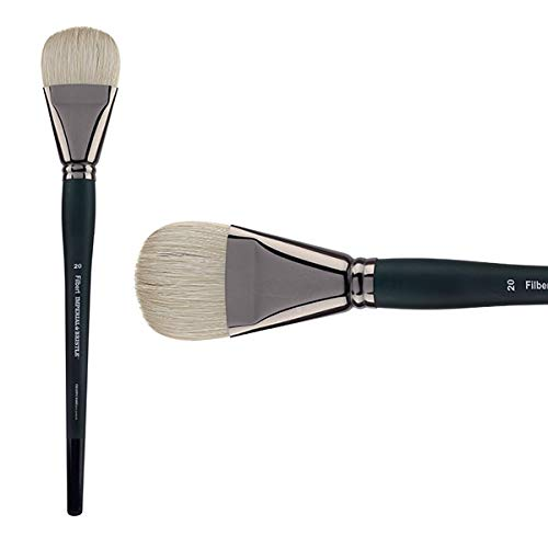 Imperial Professional Bristle Brush Filbert Size 20