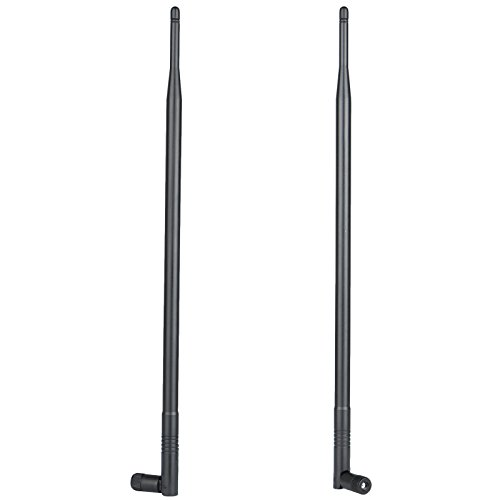 2-Pack Omni-Directional Long Range RP-SMA Band 9 Dbi Router