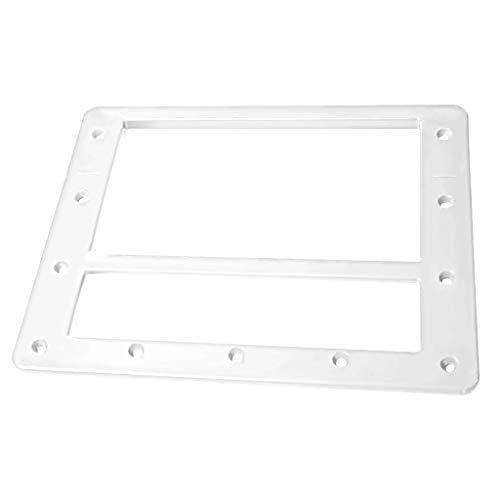 Aqua Genie Skimmer Faceplate (White)