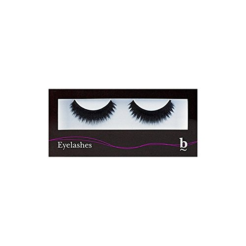 スモーキーストリップまつげ x4 - Bbrowbar Smokey Strip Lashes (Pack of 4) [並行輸入品] B071V7BNSN