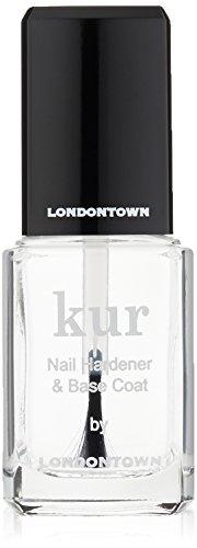 LONDONTOWN kur Nail Hardener and Base Coat