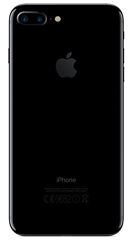 Apple iPhone 7 Plus (Jet Black, 3GB RAM, 128GB Storage)