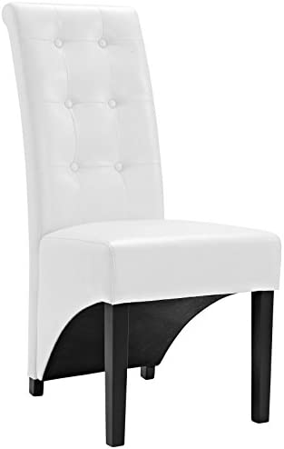 Modway Preside Dining Memory Foam Side Chair