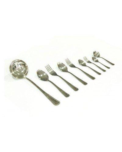 Genérico - Juego 12 cucharas postre modelo 901 perlino magefesa