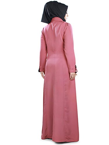 Burqa Anlässe moslemisch Frauenbekleidung Formale Maxi und AY 396 Casual Abaya MyBatua 40x6qTT