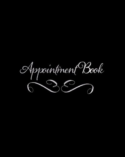 Appointment Book: 6 Columns Appointment Book for Salons, Spas and other Business (52 weeks) | 8x10