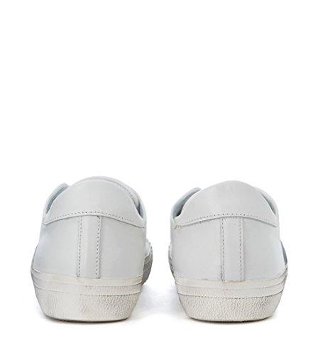 In Philippe Sneaker Bianca Pelle Gare Model Bianco SxgrTxt